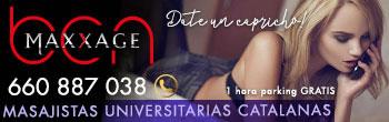 Agencia Maxxescorts BCN